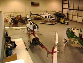Helicopter and Airplane Maintenance